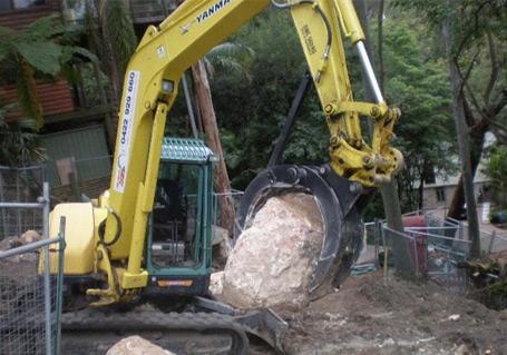 8 Tonne Excavator